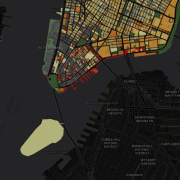MASNYC Maps for Civic Engagement