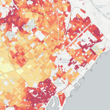 Mapping the 2015 Barcelona Election Results, Block byBlock