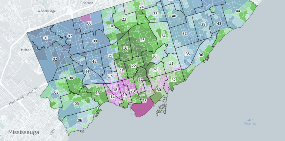 The 2010 Municipal Elections in Toronto