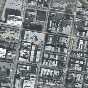 Where Do Bicycle CrashesHappen?