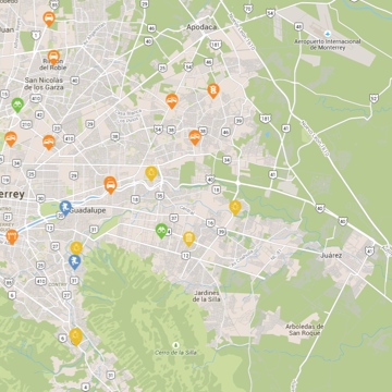 CIC Monterrey Citizen Network ReportingTool