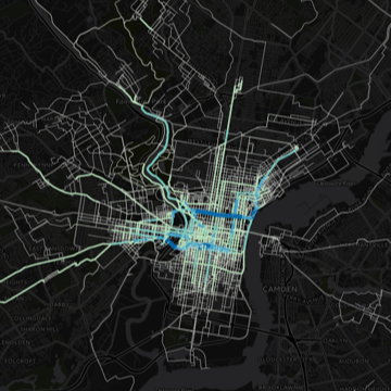 Cycle Philly DataSummary