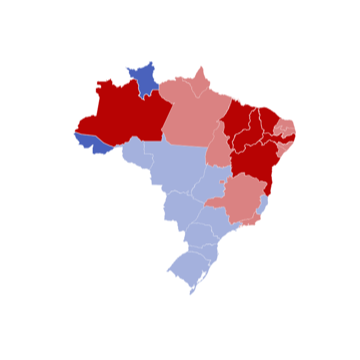 Estadao Brasil 2014 Election Results