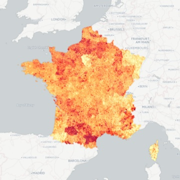 Local Taxes for France