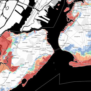 2012 v. 2014: Comparing NYC's Evacuation Maps