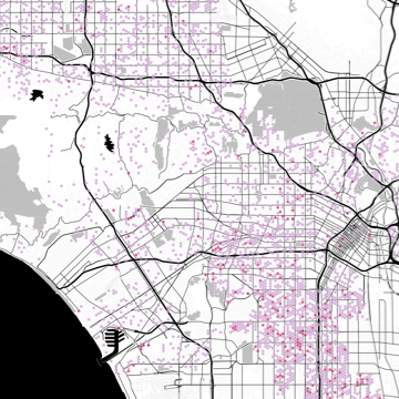 City of Los Angeles Open Data Portal