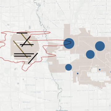 O'Hare International Airport Noise Complaints and the Chicago MayoralElection
