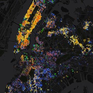 NYC Rent StabilizationMap