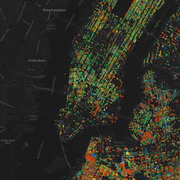 Street Trees of New YorkCity