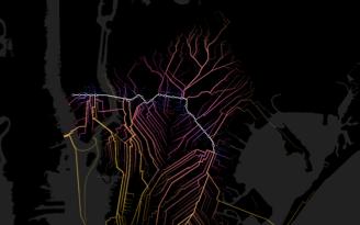 L Train Map