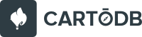 CartoDB logo full light